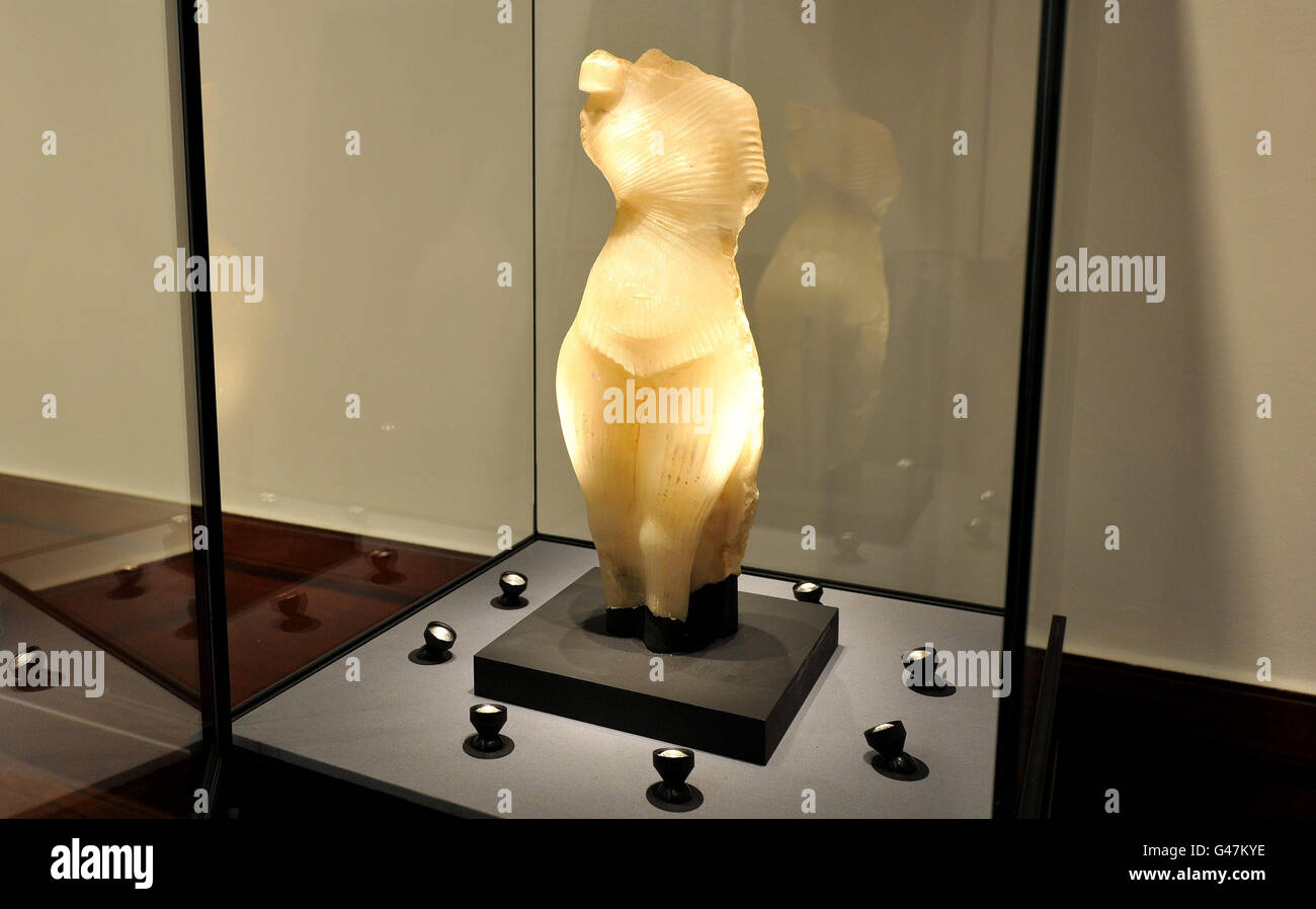Fakes and Forgeries exhibition - Stock Image