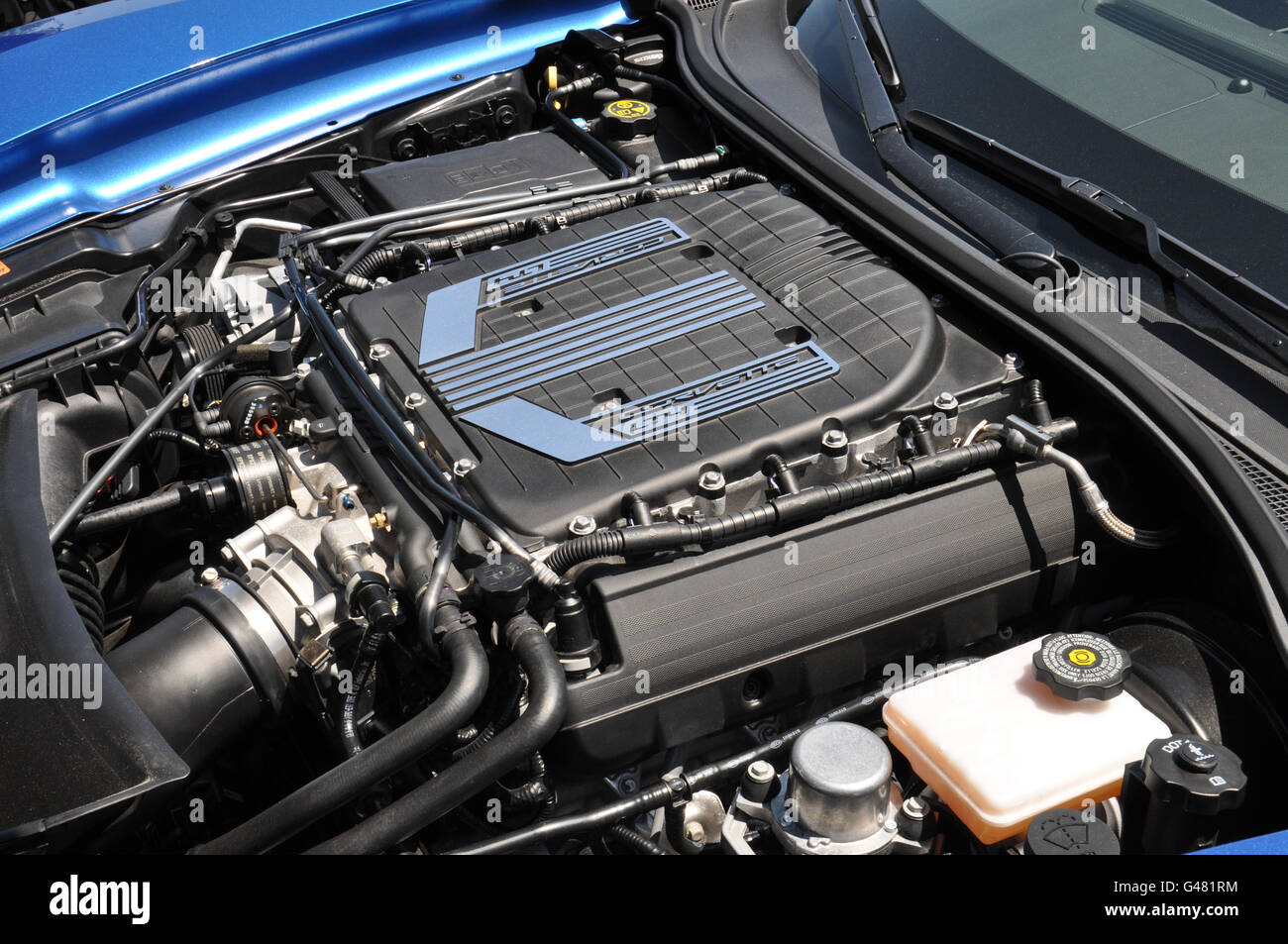 Supercharged Engine Stock Photos Amp Supercharged Engine Stock Images Alamy