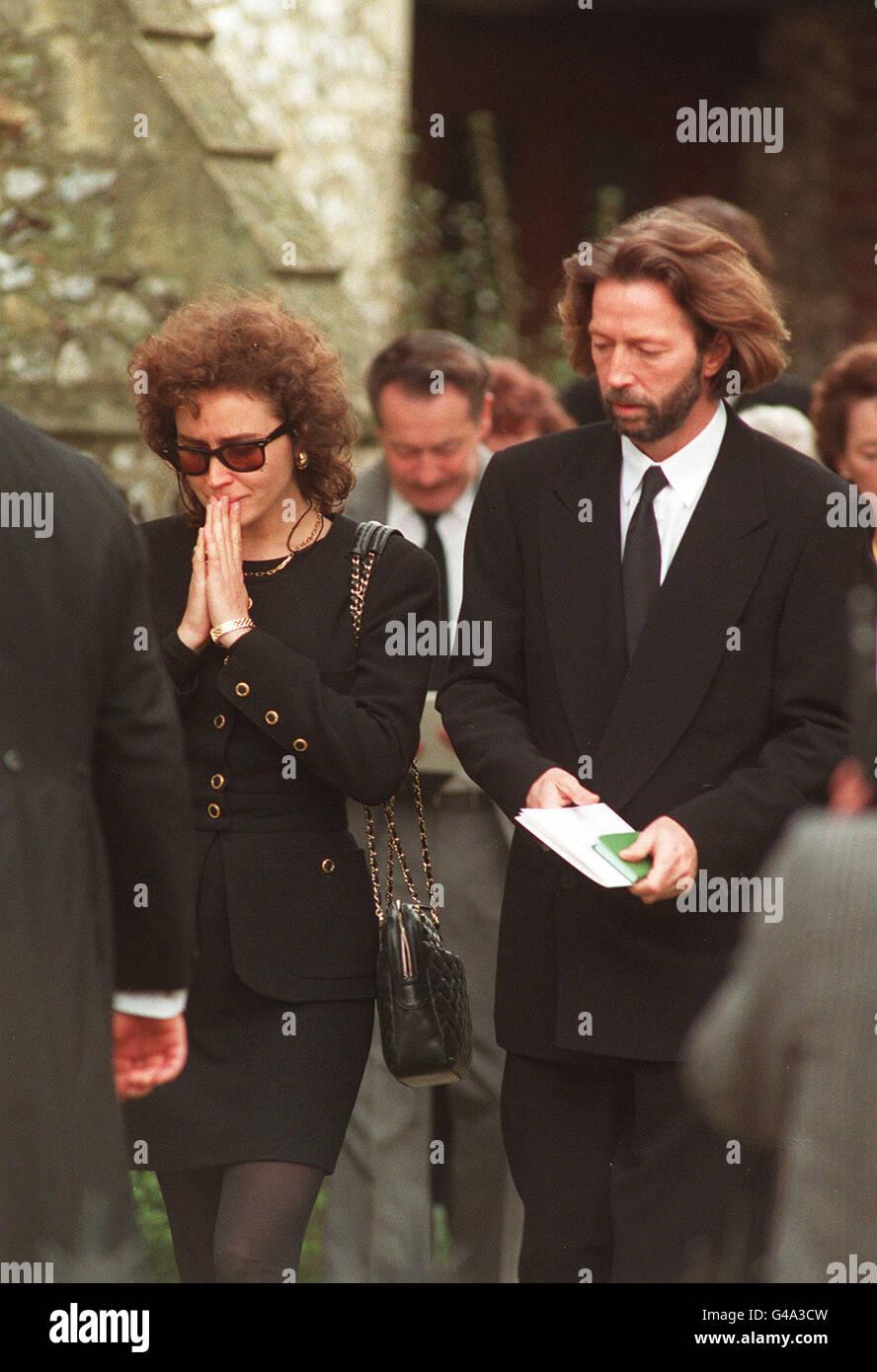 Eric Clapton Sohn