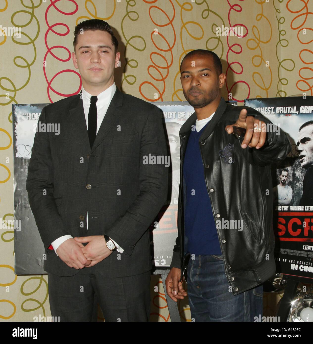 Screwed premiere - London - Stock Image