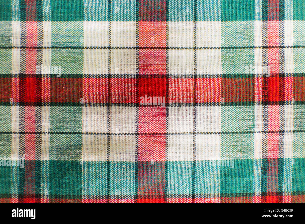 tablecloth thai style texture wallpaper - Stock Image