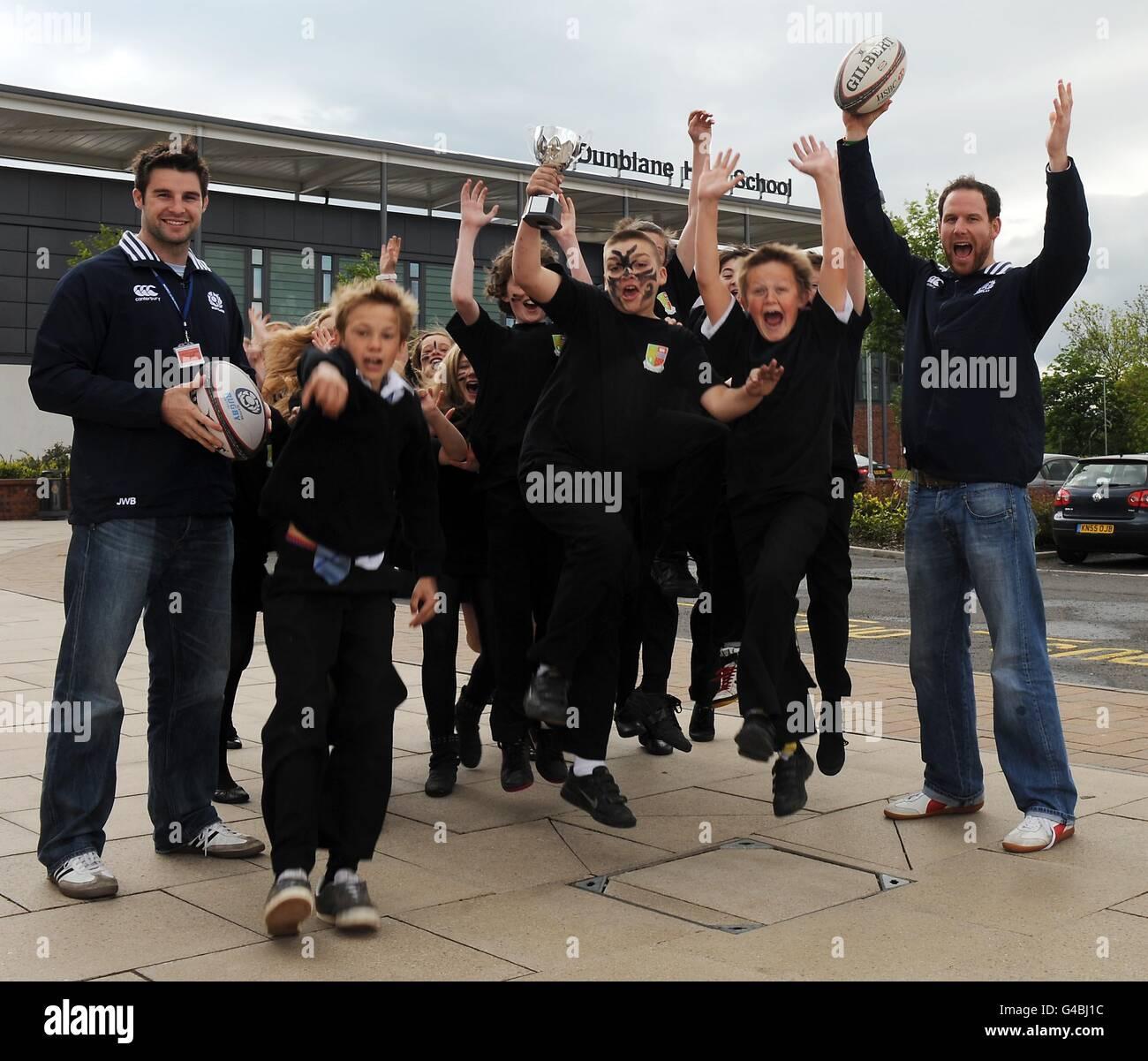 School Shooting Britain: Dunblane School Stock Photos & Dunblane School Stock