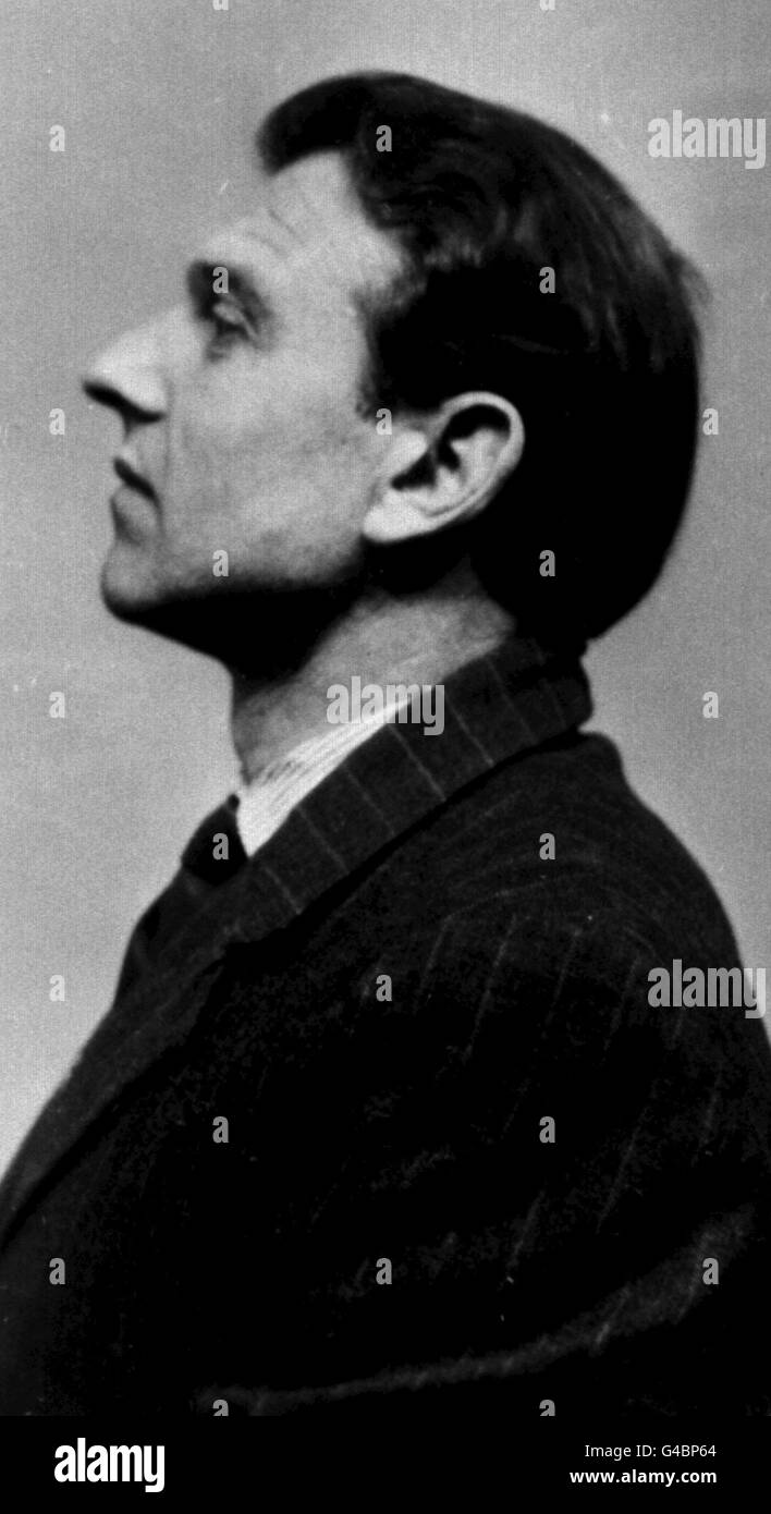 PA NEWS PHOTO 23/10/66  GEORGE BLAKE DOUBLE KGB AGENT WHO ESCAPED FROM WORMWOOD SCRUBS PRISON, LONDON AFTER SERVING - Stock Image