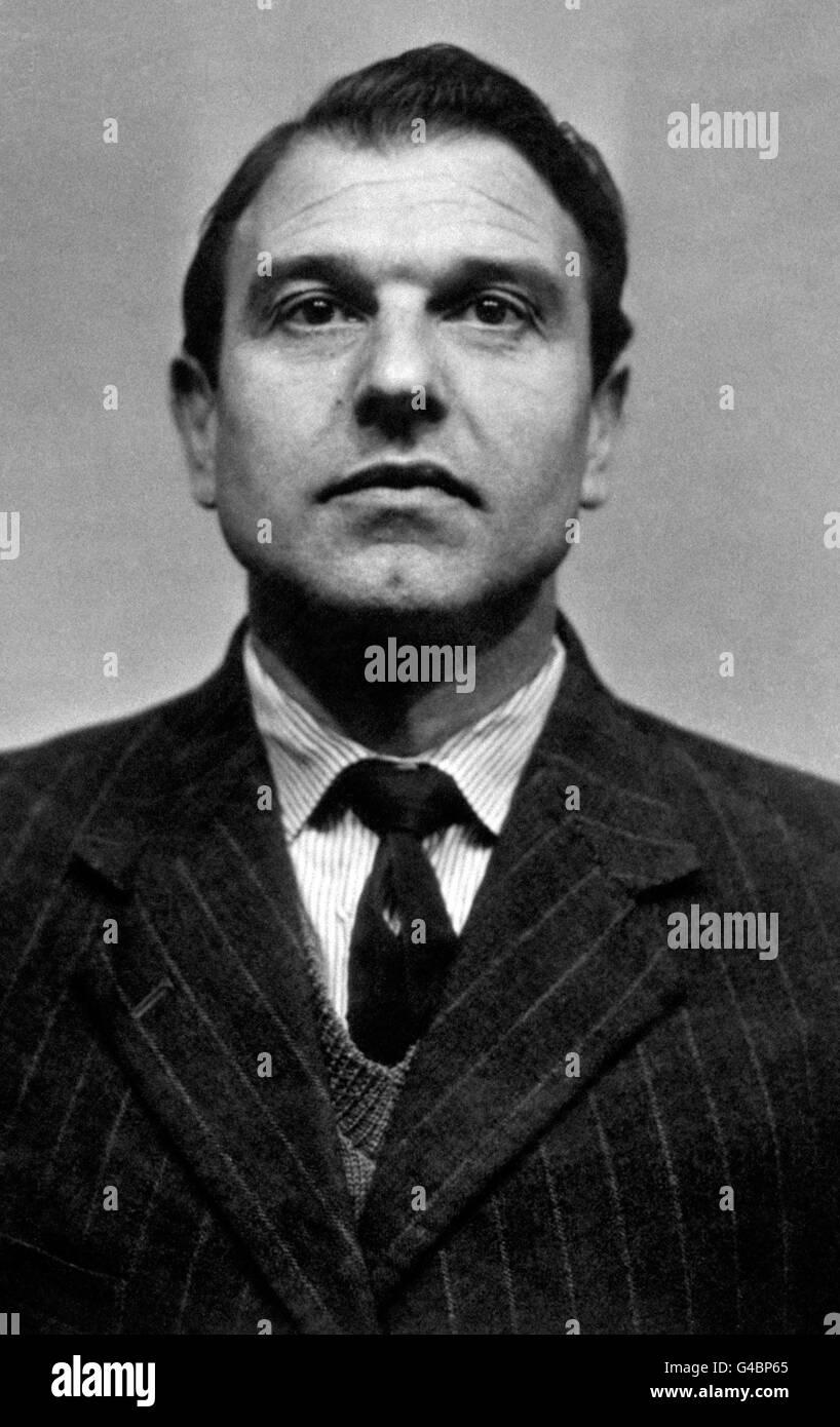 George Blake KGB spy - Stock Image