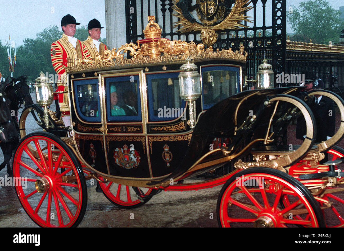 The Irish State Coach High Resolution Stock Photography and Images ...