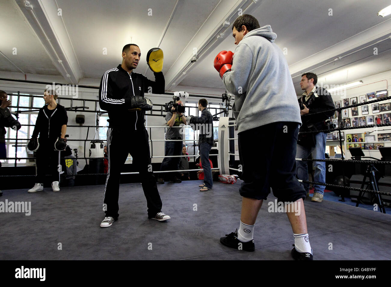 Times amature boxing club