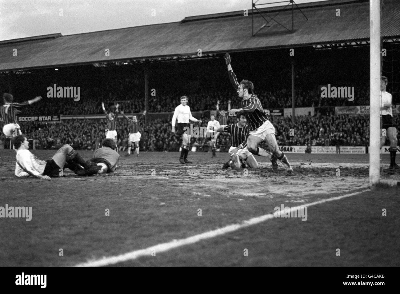Soccer - League Division One - Crystal Palace v Manchester City - Selhurst Park - Stock Image