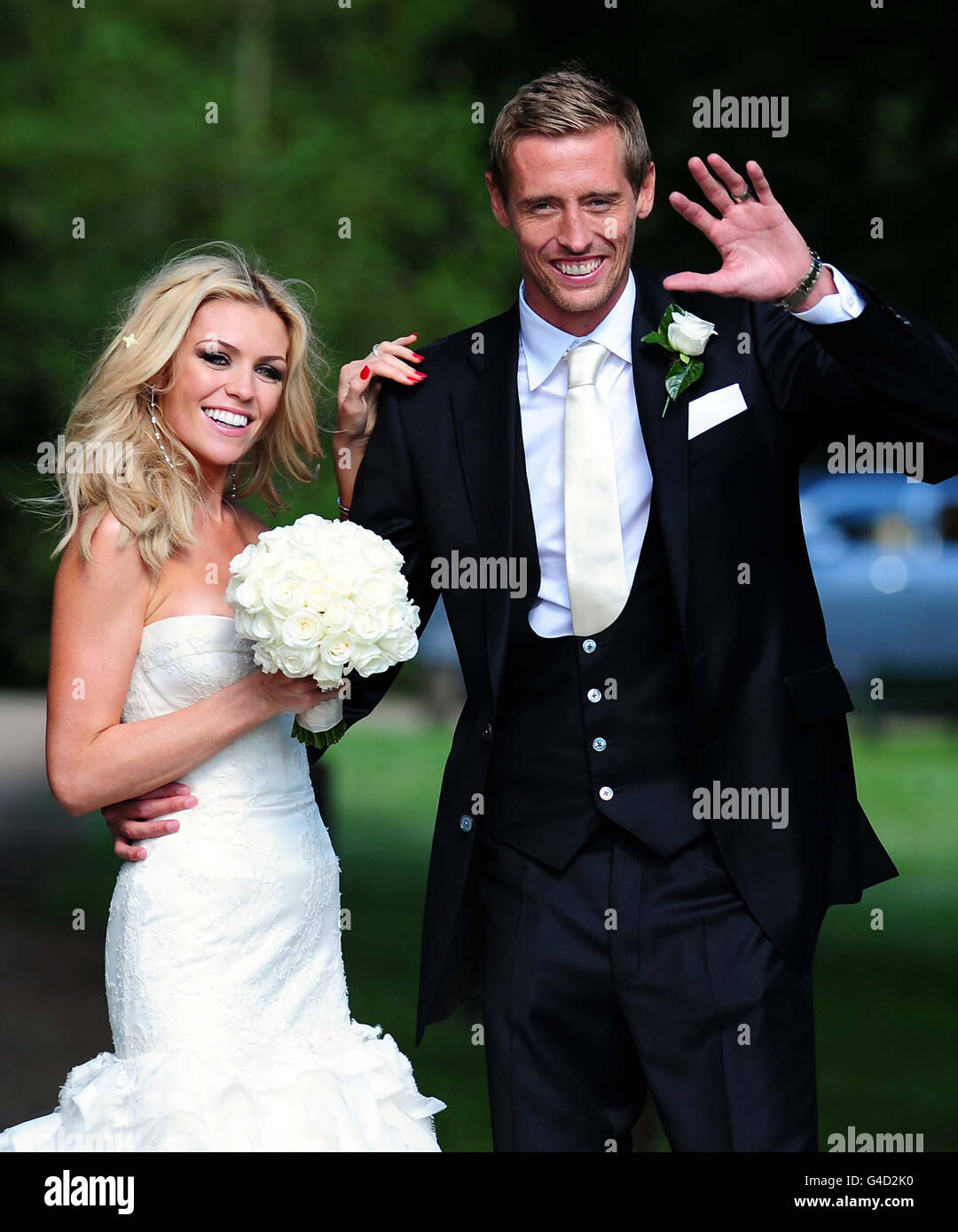 peter crouch stock photos amp peter crouch stock images alamy