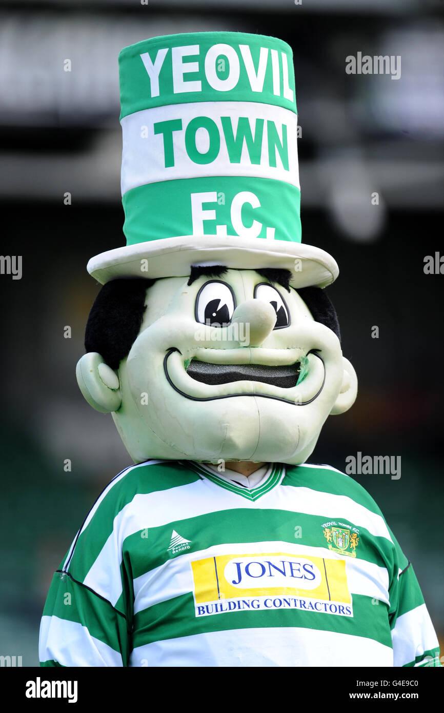 Soccer - Pre Season Friendly - Yeovil Town v Bristol City - Huish Park - Stock Image