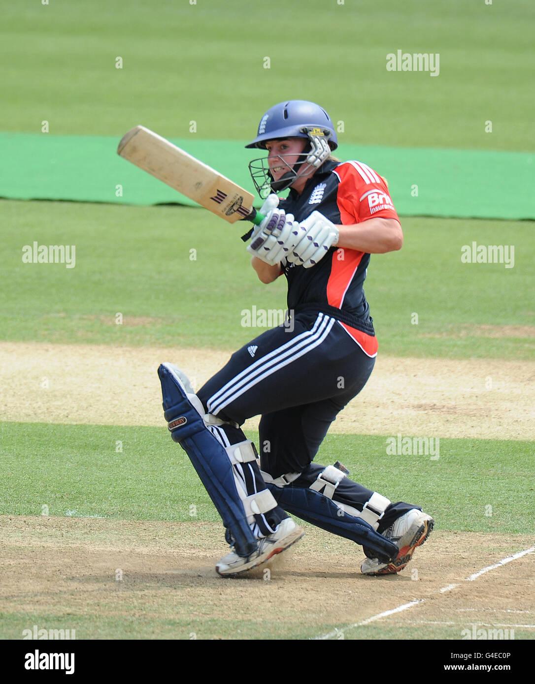 Cricket - Natwest Women's Quadrangular Twenty20 - England v Australia - Lord's - Stock Image