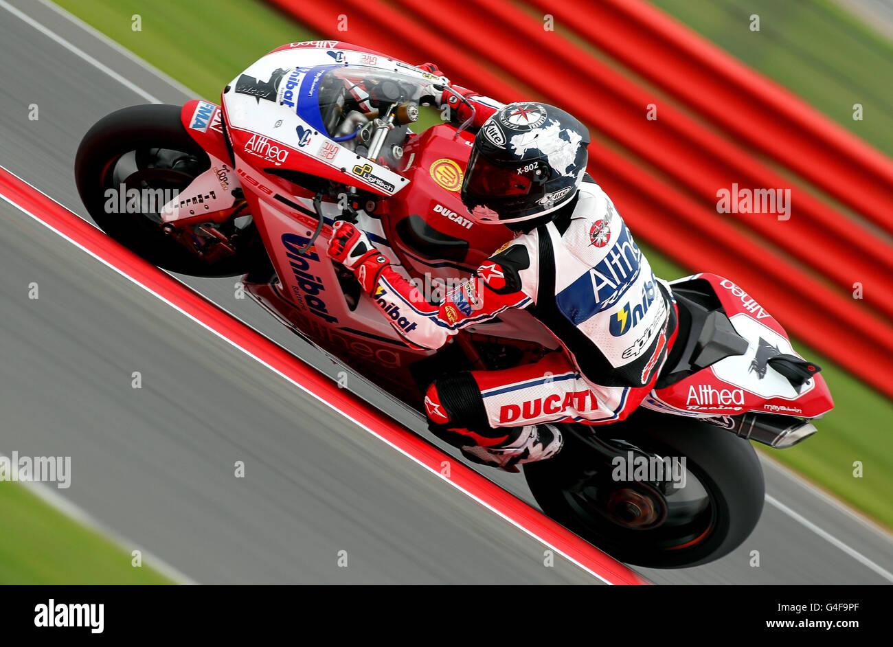 Carlos Checa Superbike World ChampionshipStock Photos and Images
