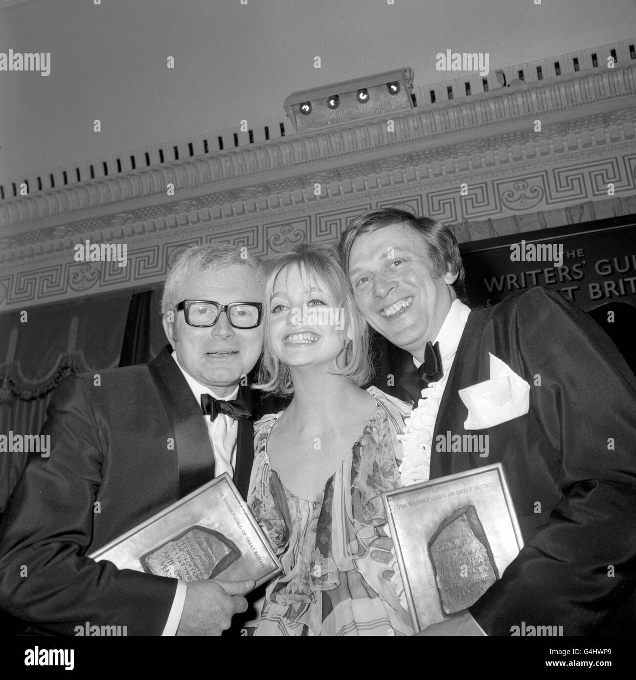 Television - Writers' Guild of Great Britain Awards Dinner - Dorchester Hotel, London - Stock Image