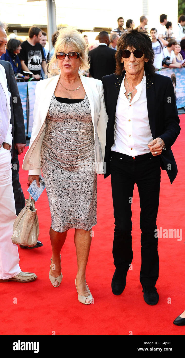 George Harrison: Living In The Material World screening - London - Stock Image