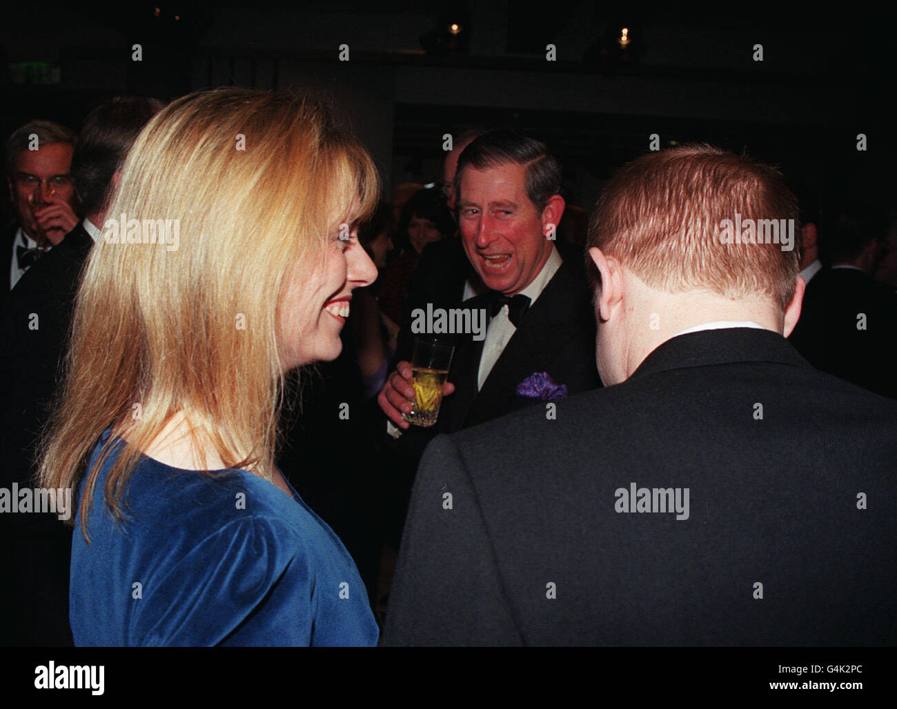 Prince of Wales/Laughing Stock Photo