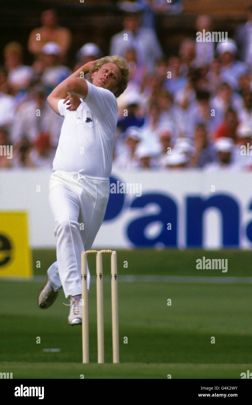 Cricket - Third Test Match - England v Pakistan - Headingley - Stock Image