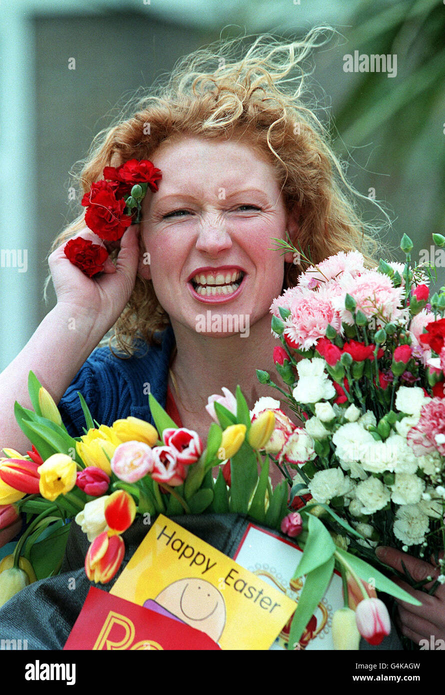 Charlie Dimmock Stock Photos Amp Charlie Dimmock Stock