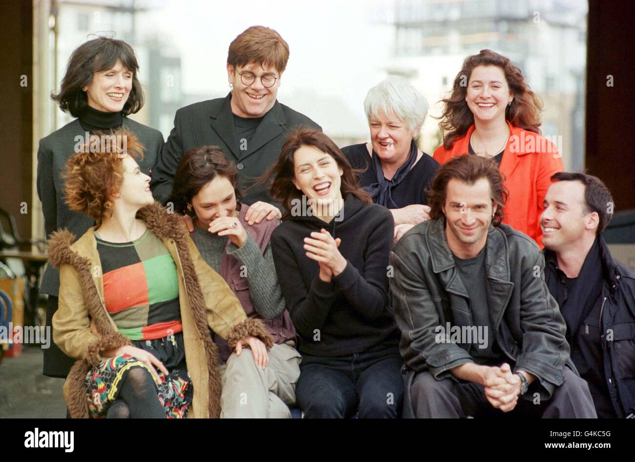 Women Talking Dirty press launch - Stock Image