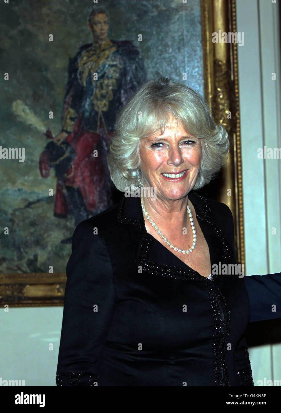 Lady Joseph Trust reception - Stock Image