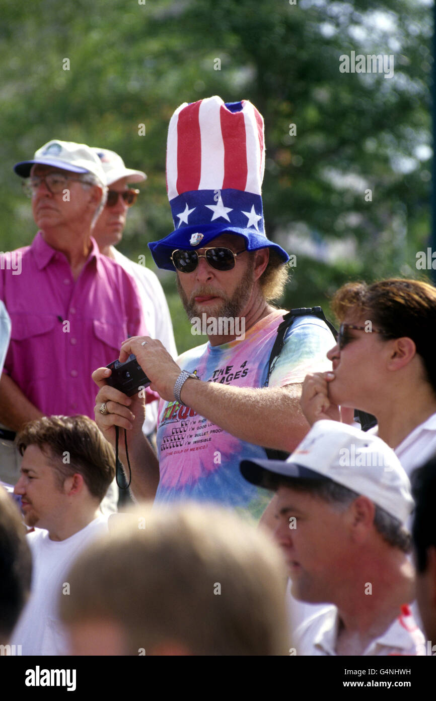 Olympic Games - Atlanta 1996 - Stock Image