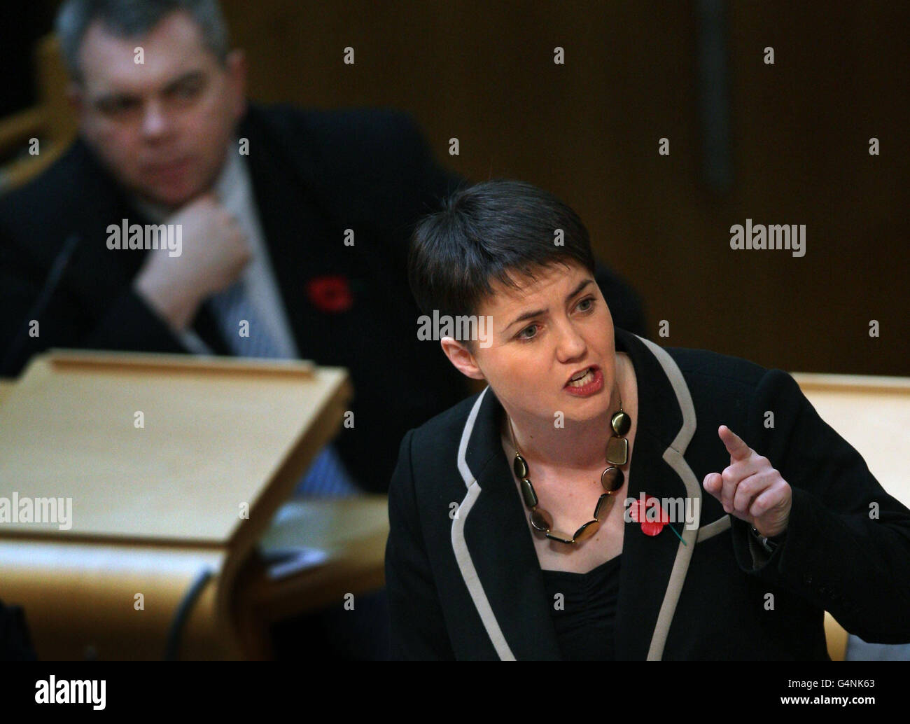 Ministers Question Time - Stock Image