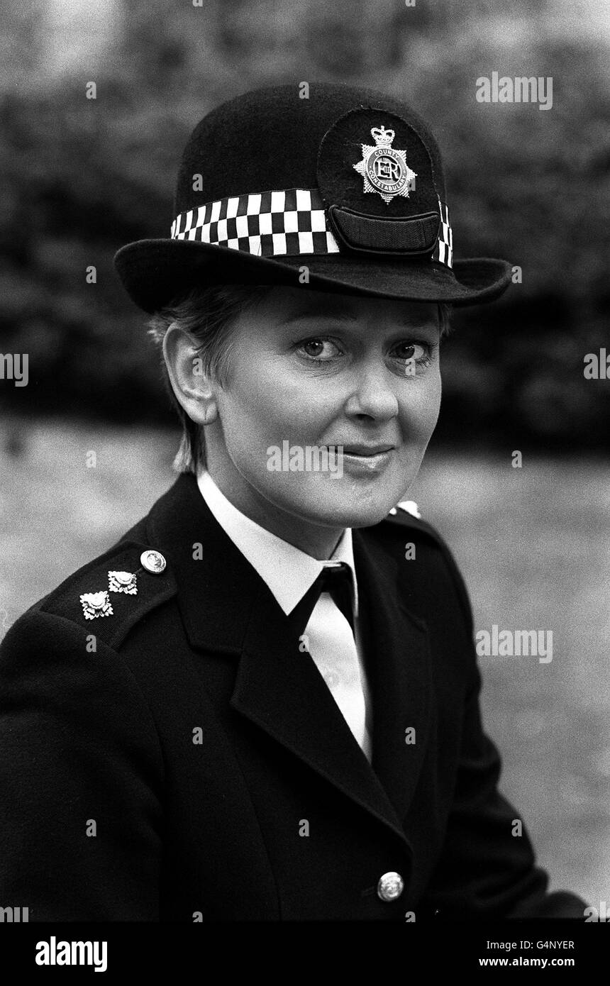 Juliet Bravo - Stock Image
