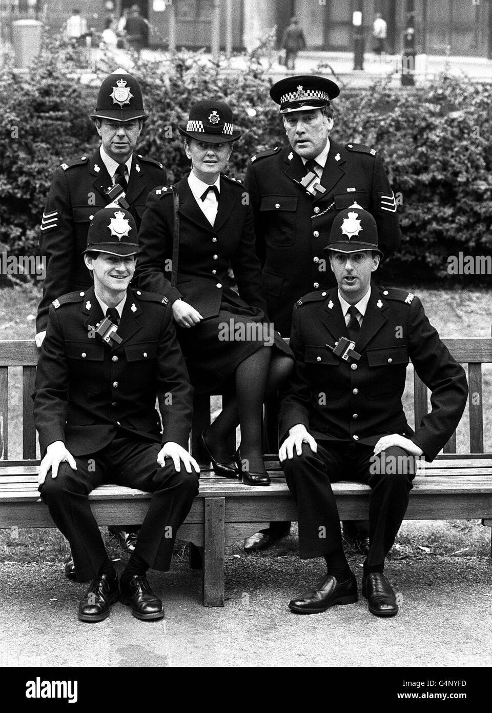 Juliet Bravo Stock Photo