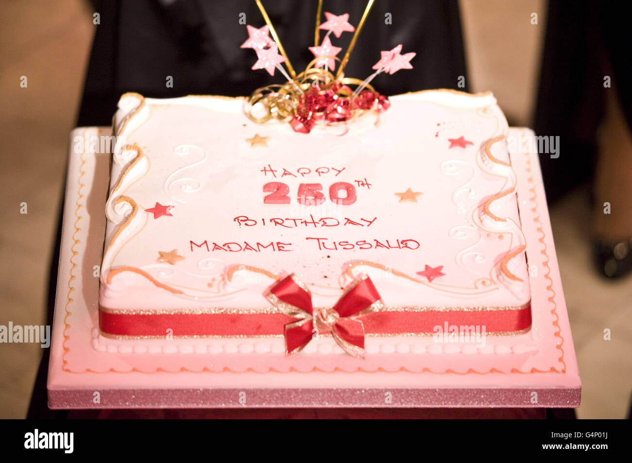 Madame Tussauds' 250th Anniversary - Stock Image