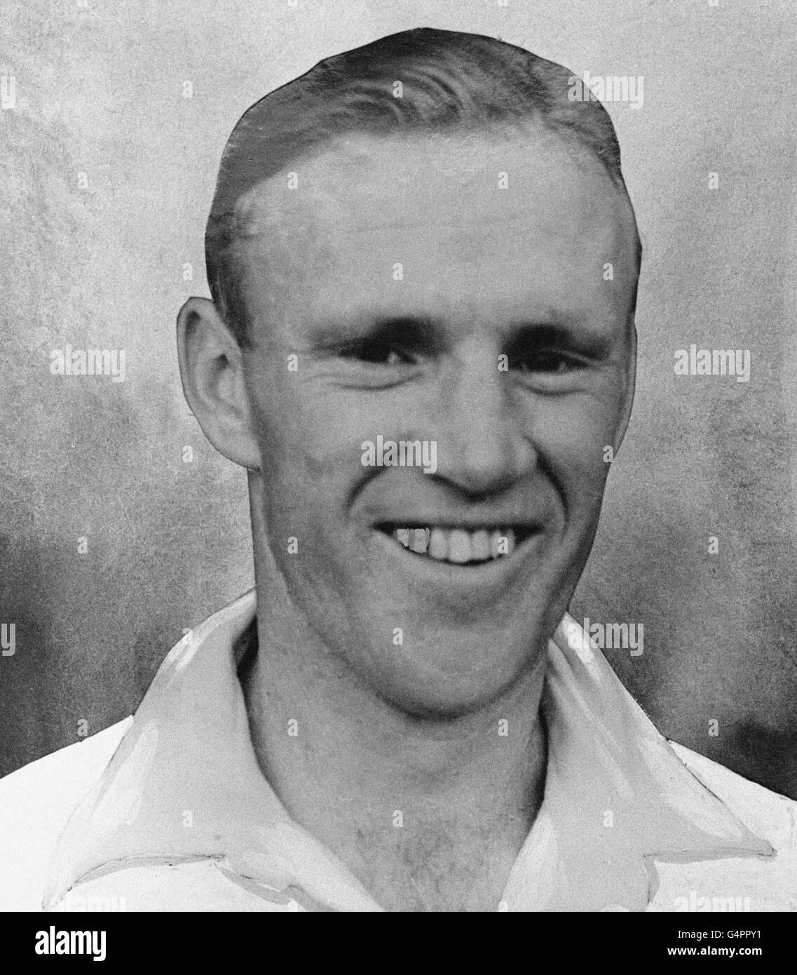 Cricket - Australia Head Shots - Stock Image