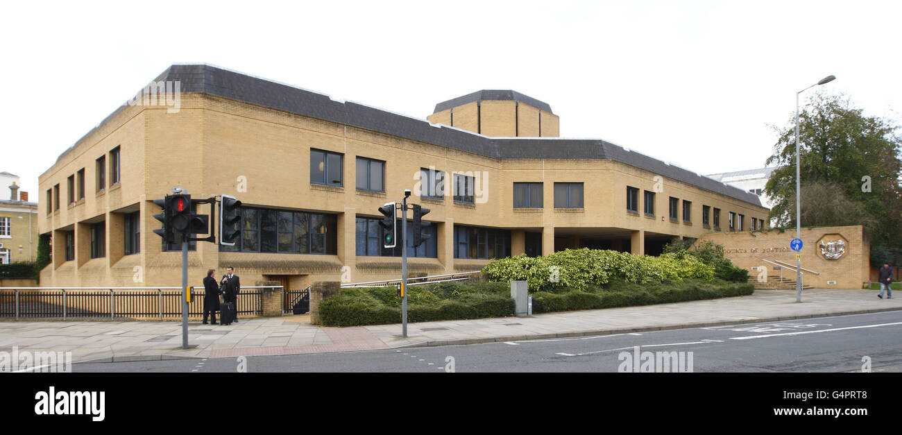 Southampton Crown Court - Stock Image