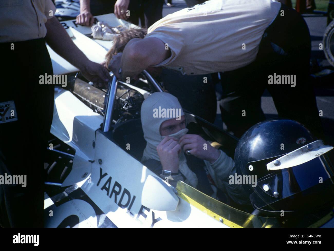 Formula One Motor Racing - Brands Hatch - Stock Image