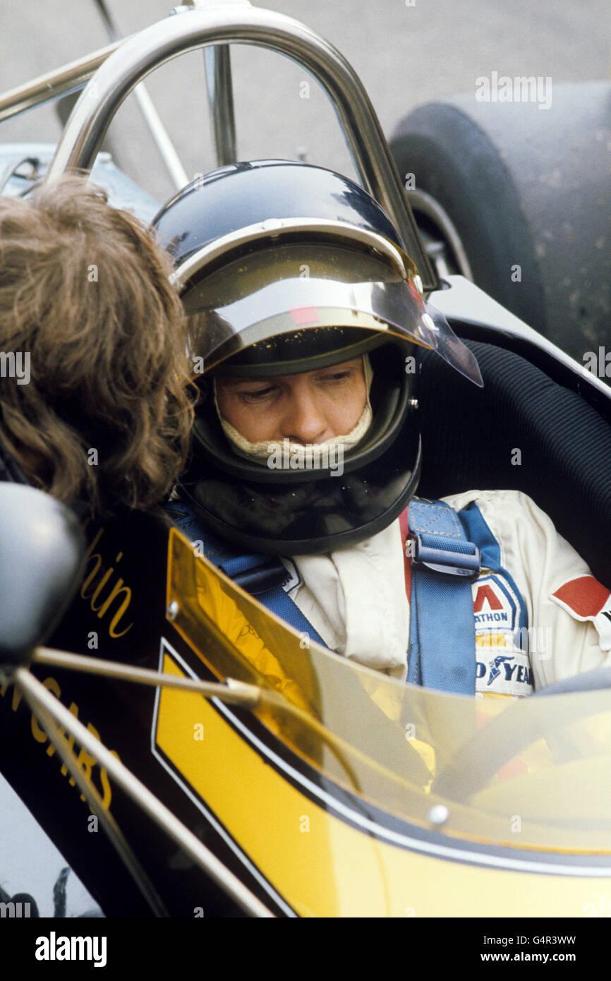 Formula One Motor Racing - British Grand Prix - Brands Hatch - Stock Image