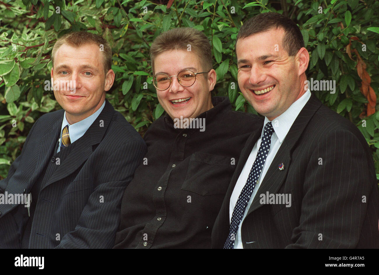 EU human Rights/Gays/Military Stock Photo