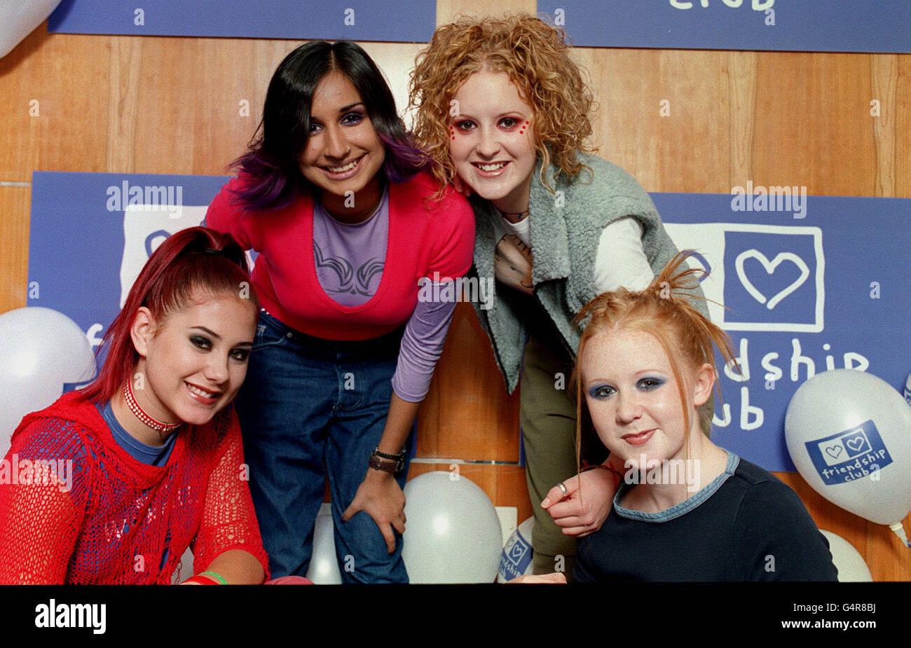 21st Century Girls Stock Photo...