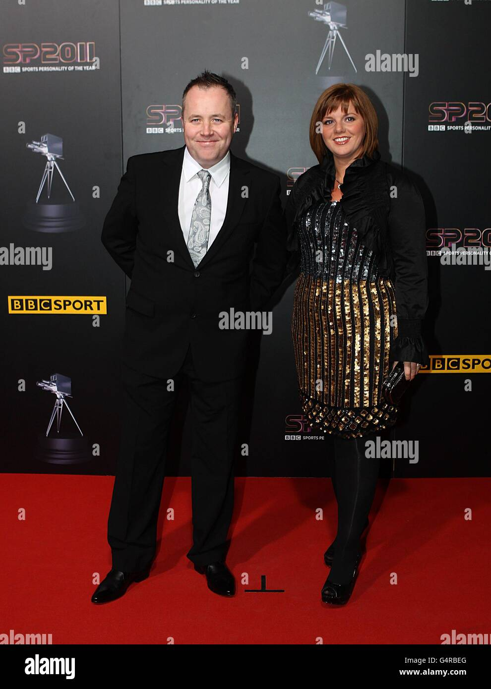 John Higgins With Wife Denise High Resolution Stock Photography And Images Alamy
