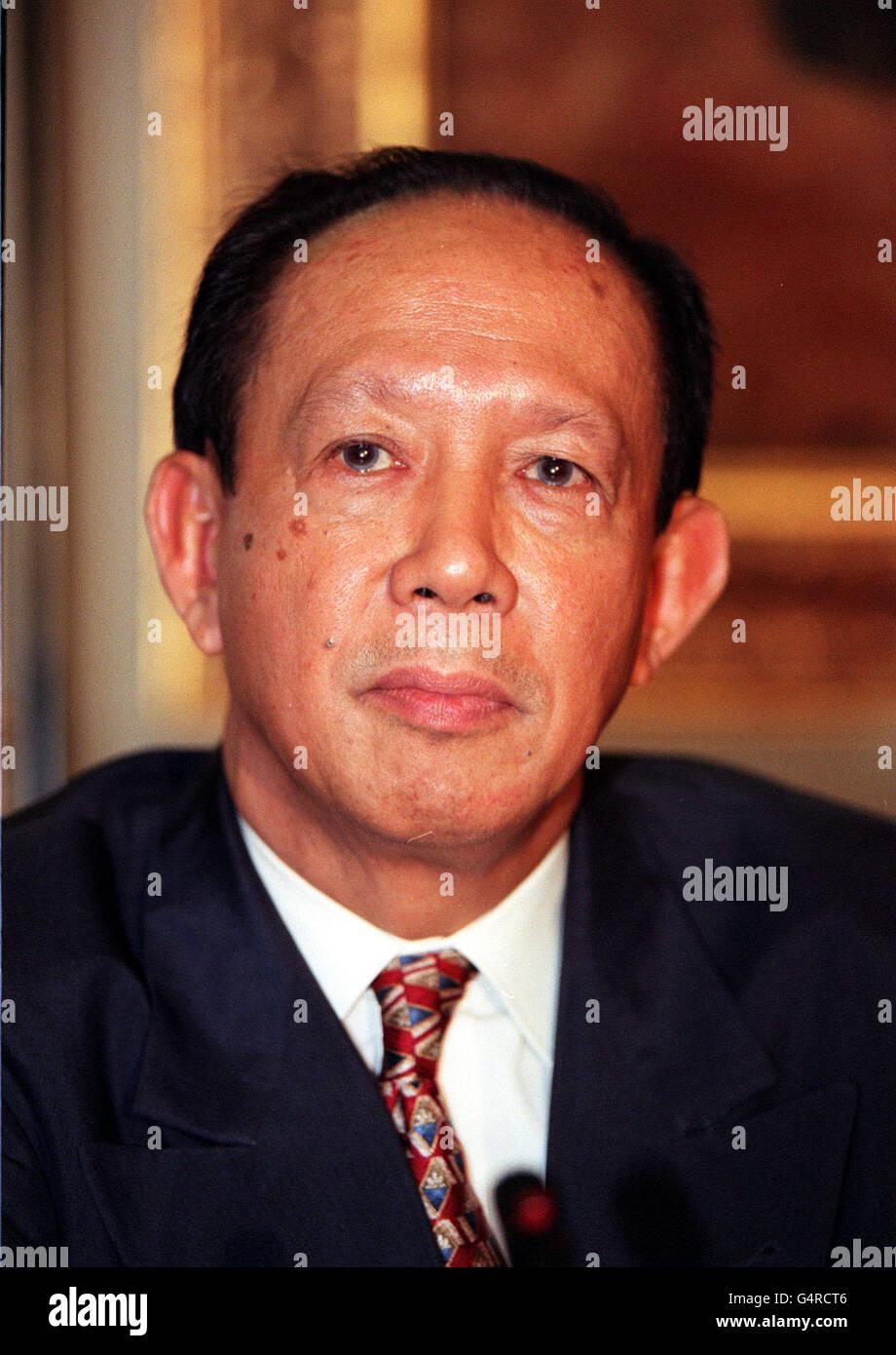 Commonwealth/Musa bin Hitam Stock Photo
