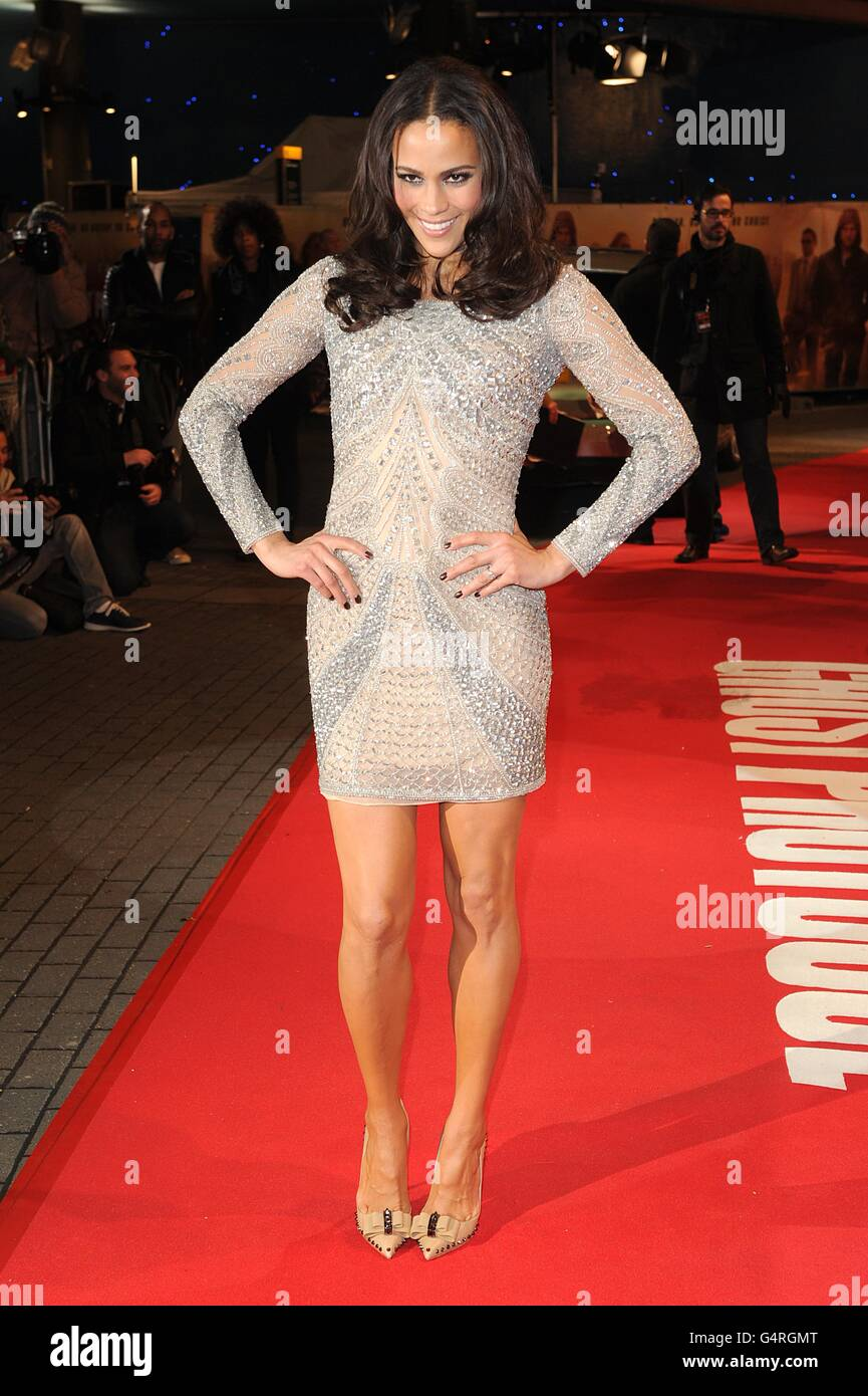 UK Film Premiere - Mission:Impossible Ghost Protocol