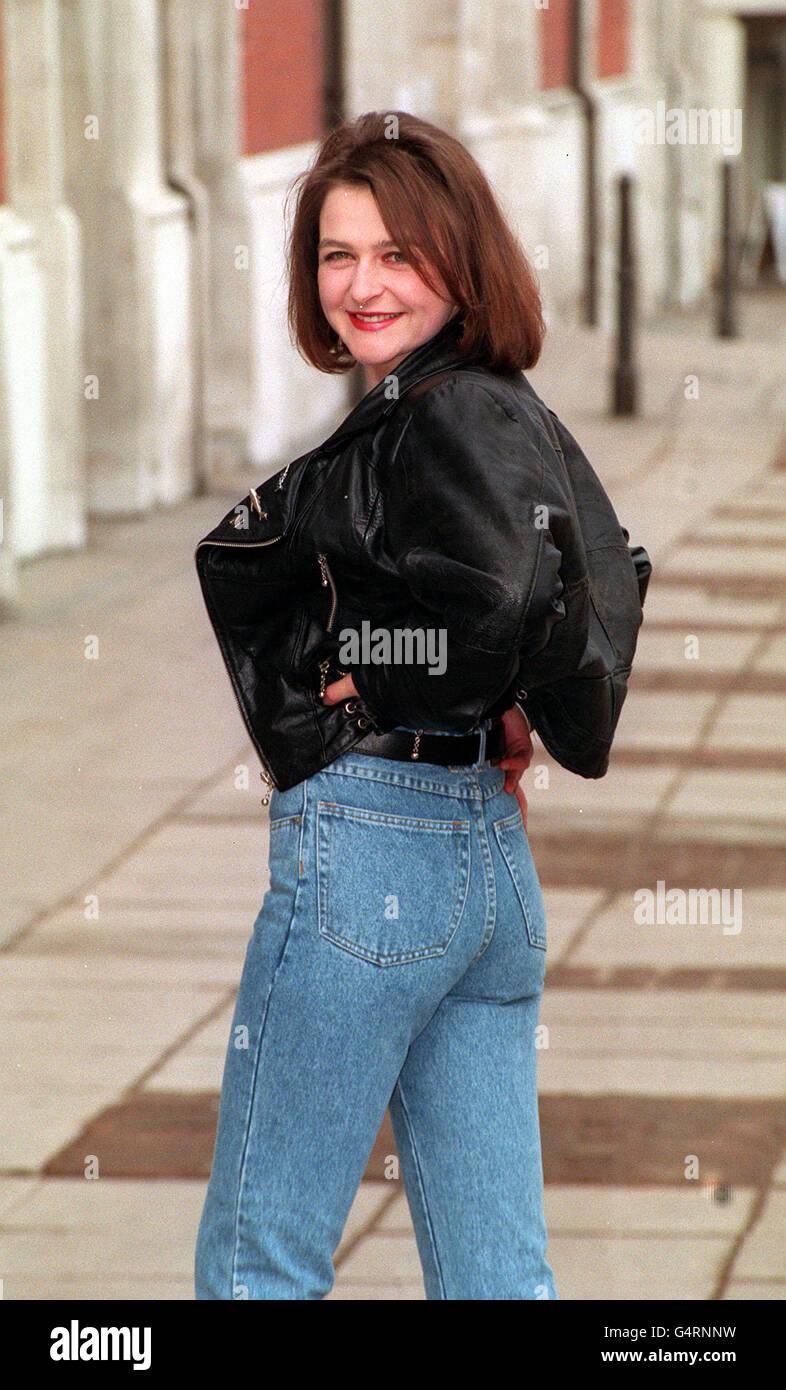Marina Moyatt/Rear of the Year - Stock Image