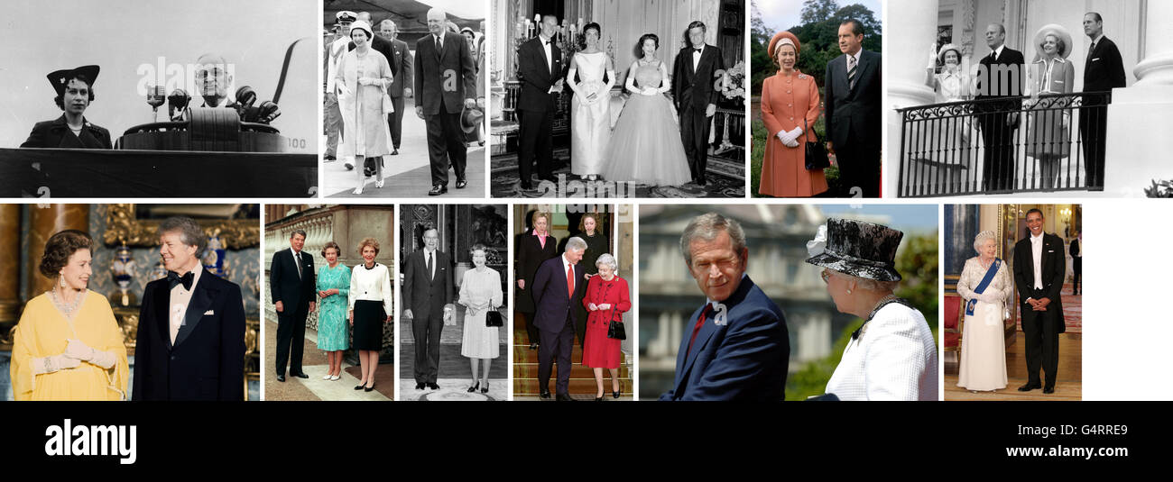 Diamond Jubilee - Stock Image