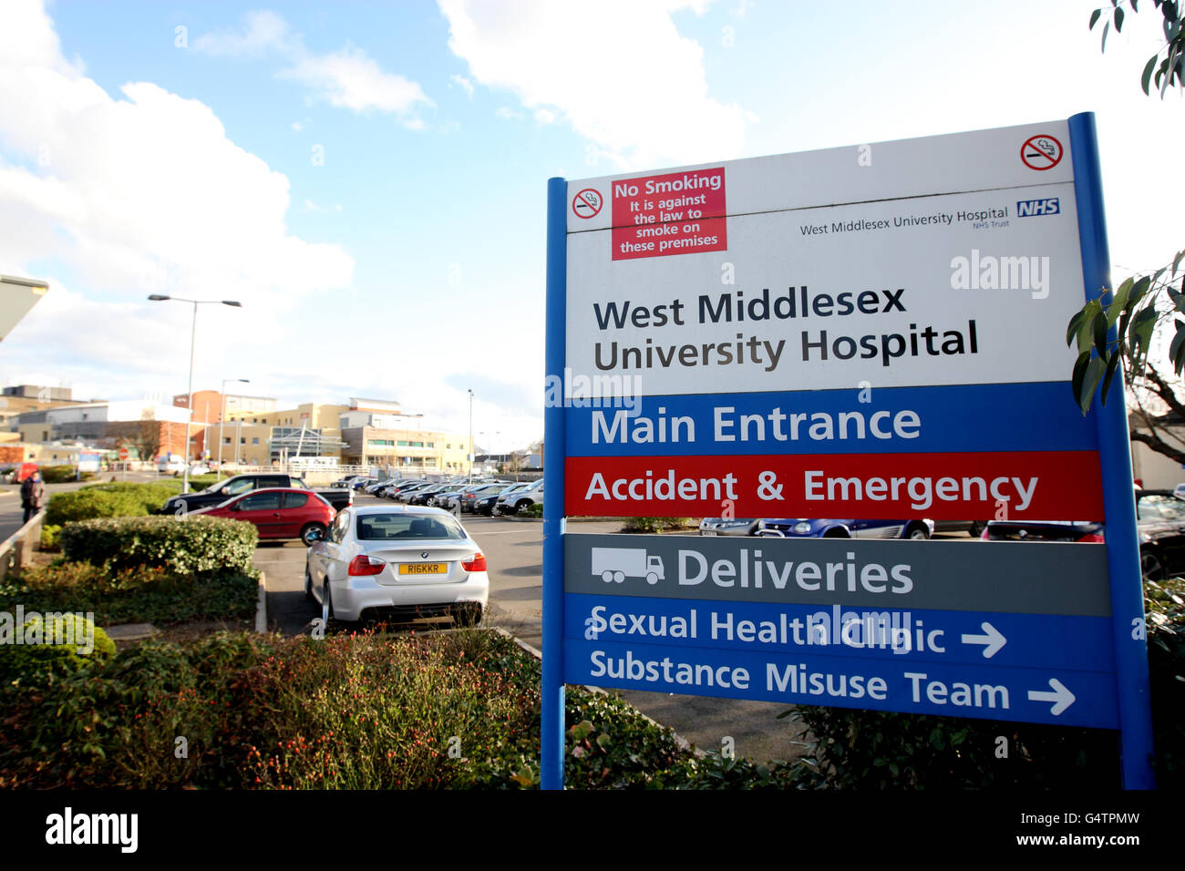 West middlesex hospital sexual health clinic