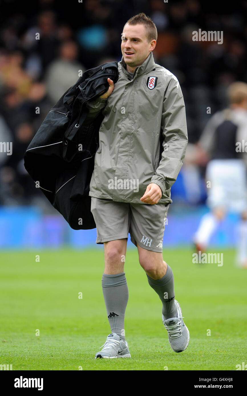 Soccer - Barclays Premier League - Fulham v Sunderland - Craven Cottage - Stock Image