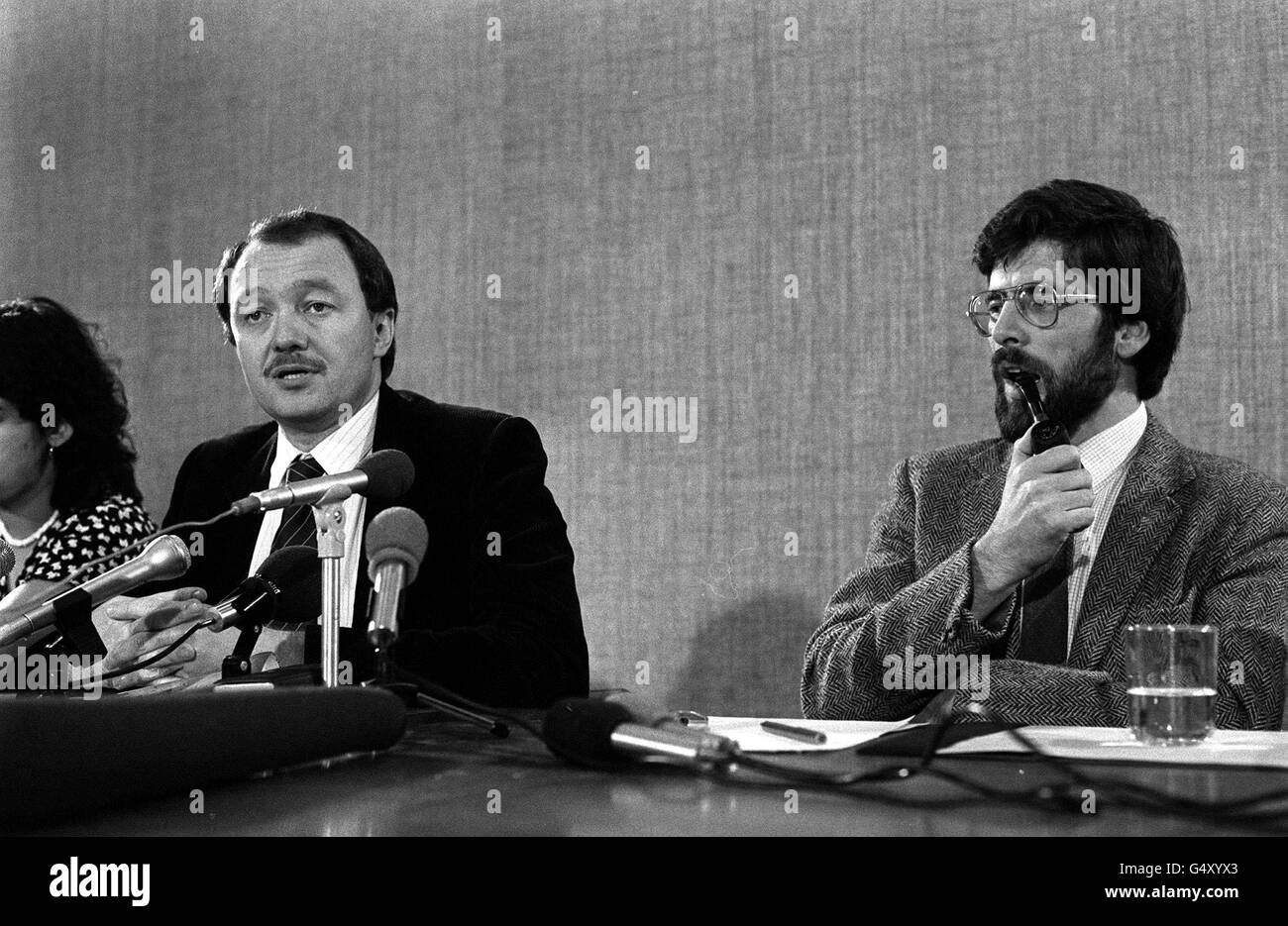 POLITICS Mayor/ Livingstone4 - Stock Image