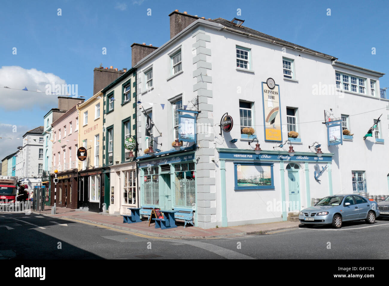 aecc2ca28b144 The Lady Belle heritage public house, Grattan Square, Dungarvan, Co.  Waterford,