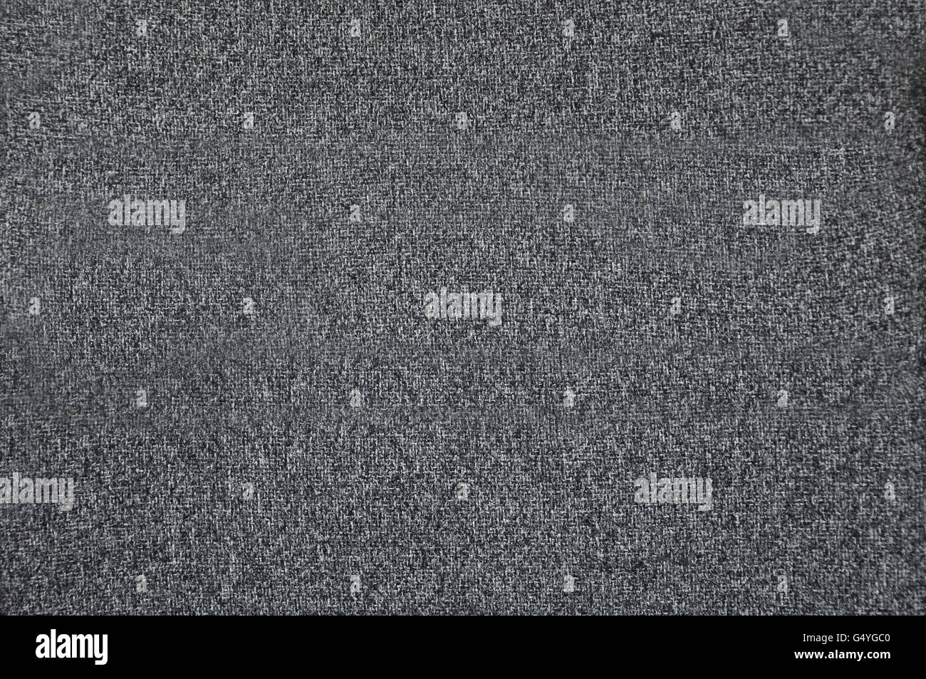 Stock Photo - Grey fabric texture may be used as background - Stock Image