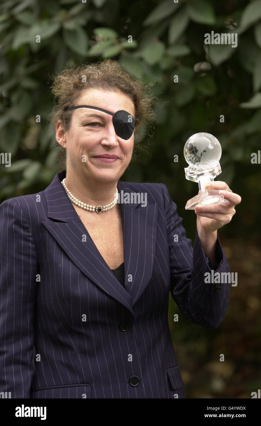 Awards - 'Women of the Year Lunch 2001' - Savoy Hotel, London - Stock Image