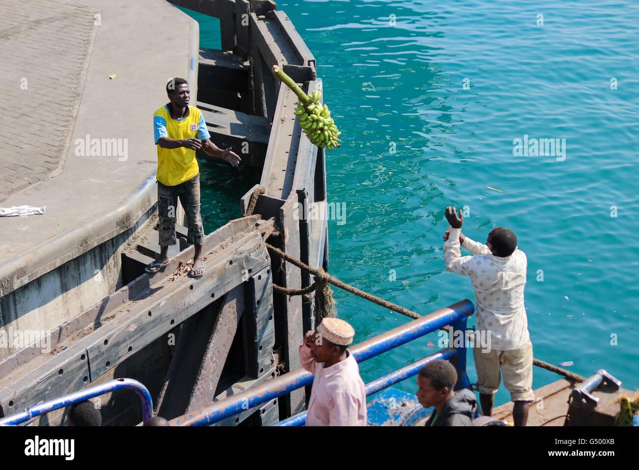 Pemba Island Zanzibar Ferry