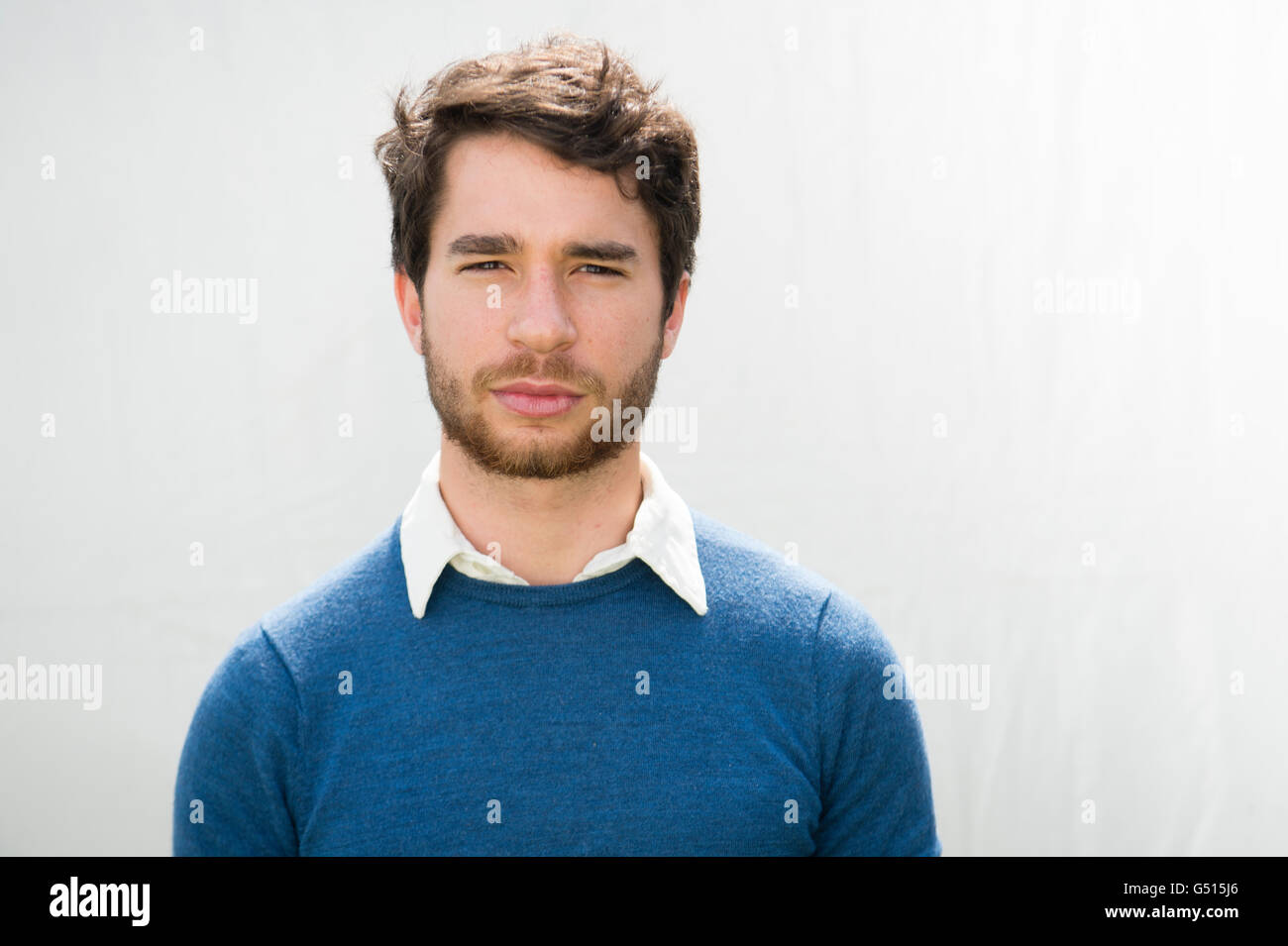 PATRICK KINGSLEY,  Guardian's first-ever migration correspondent, foreign affairs journalist of the year at the - Stock Image