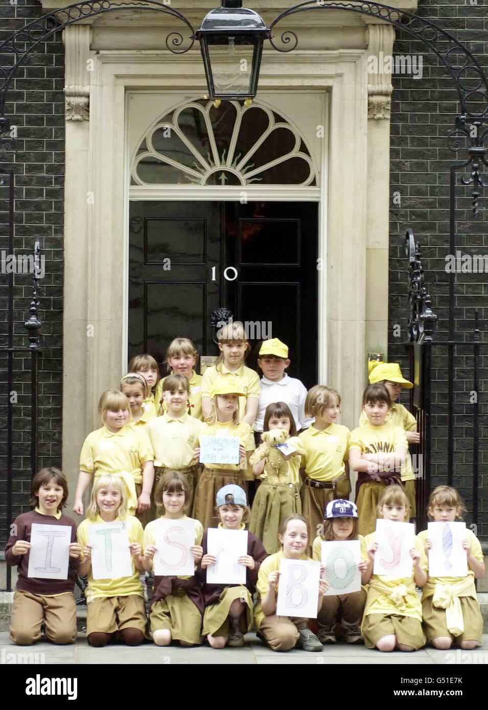 Blair baby Brownies - Stock Image