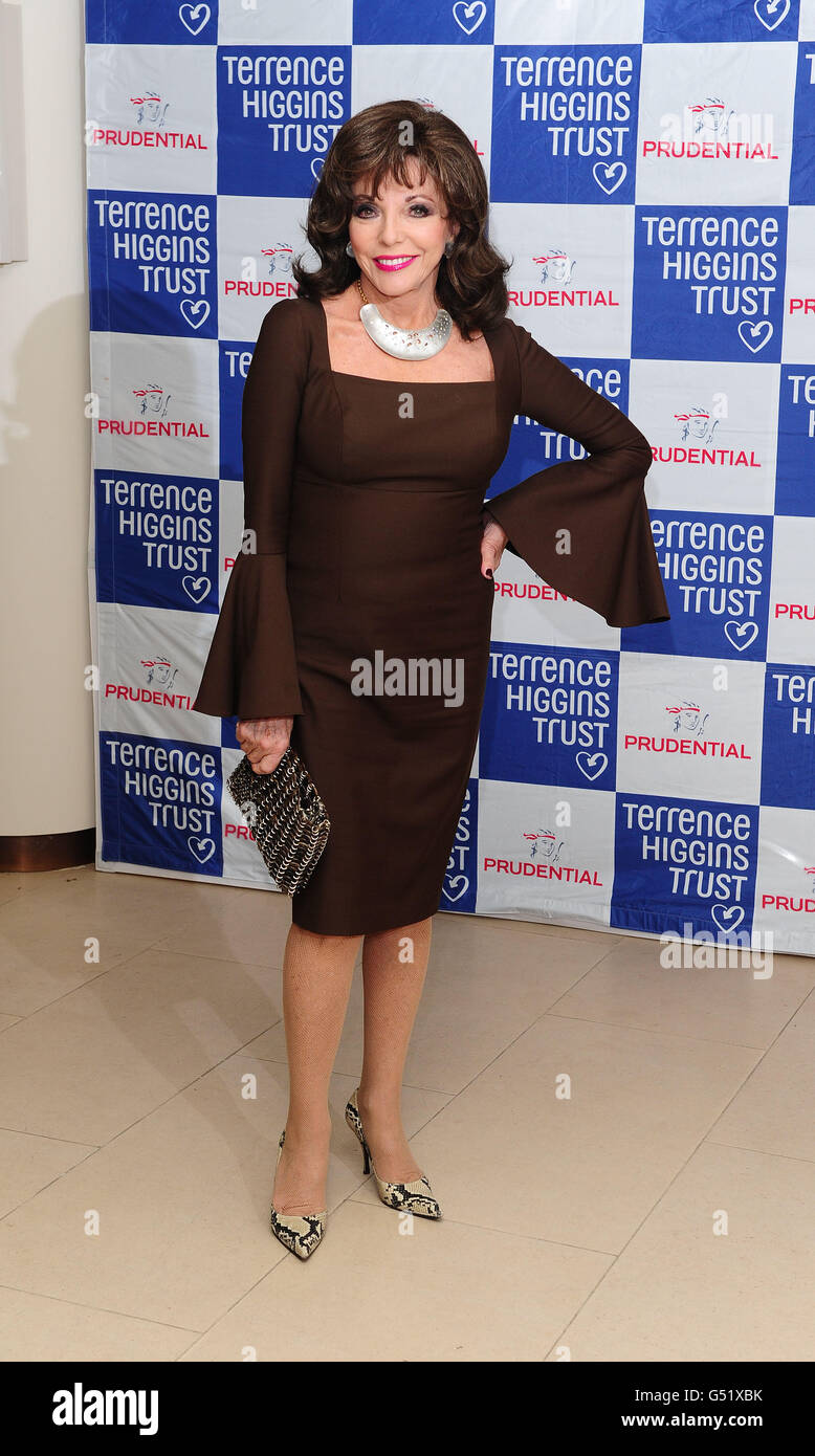 Terence Higgins Trust's Lighthouse Gala Auction - London - Stock Image