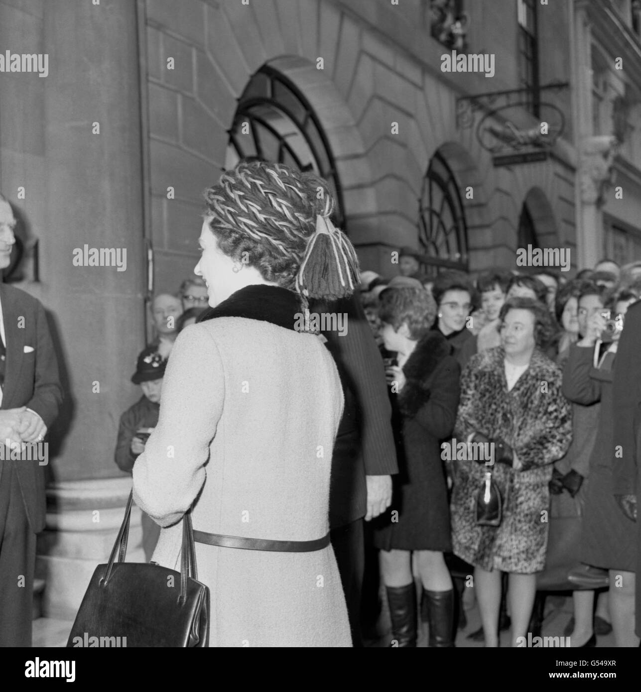 Royalty - Confederation of British Industry Reception - London - Stock Image