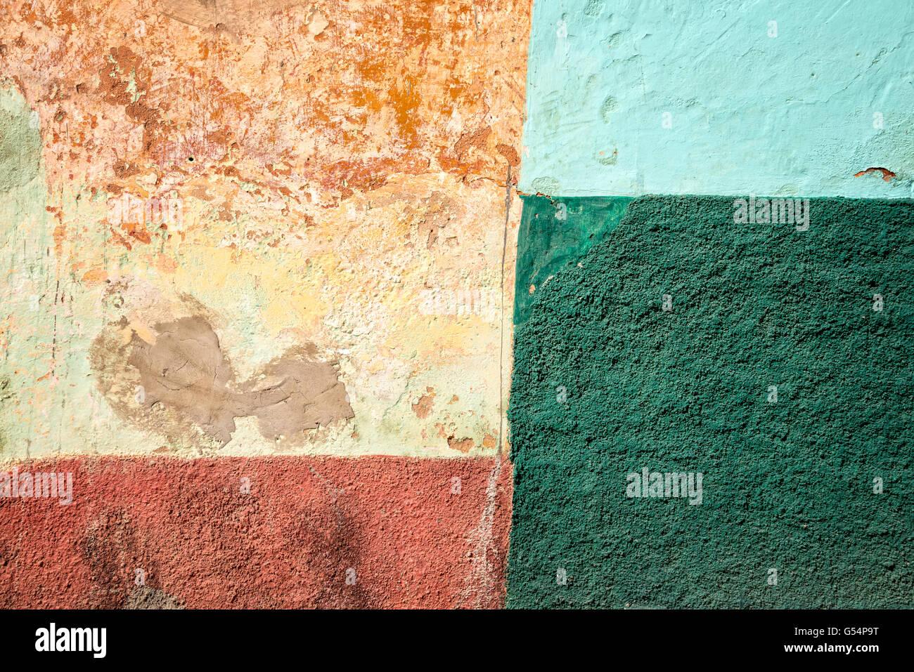 Colorful walls of Trinidad, Cuba Stock Photo: 106440820 - Alamy